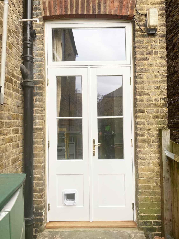 casement french doors lambeth