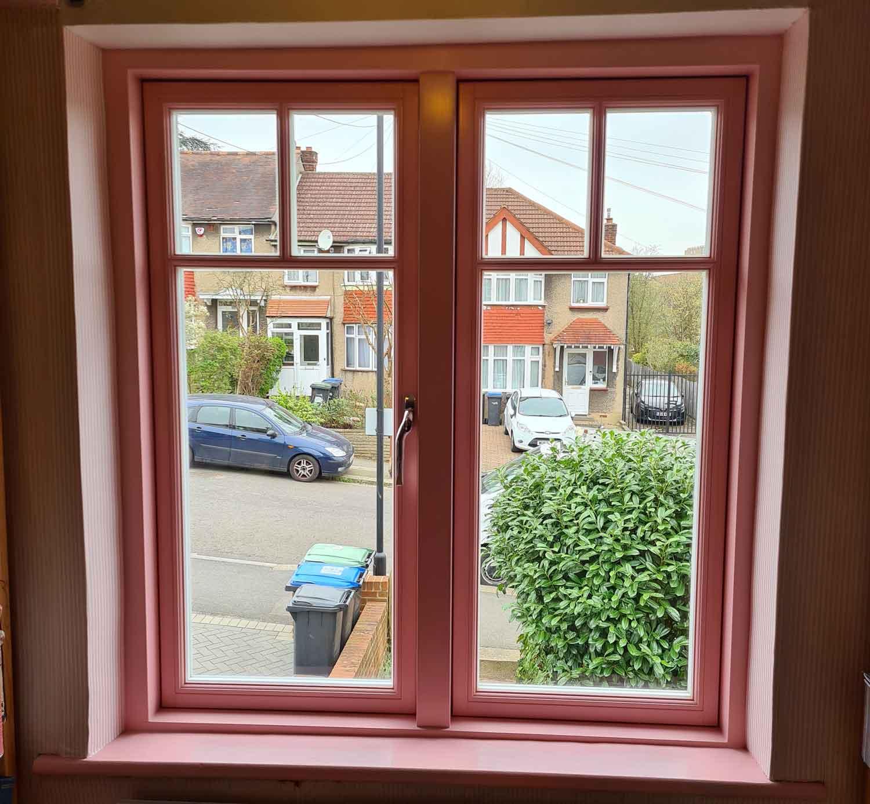 Enfield casement windows