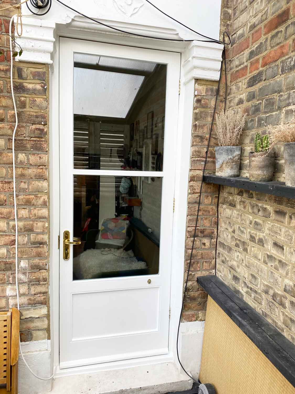 Hammersmith and Fulham door