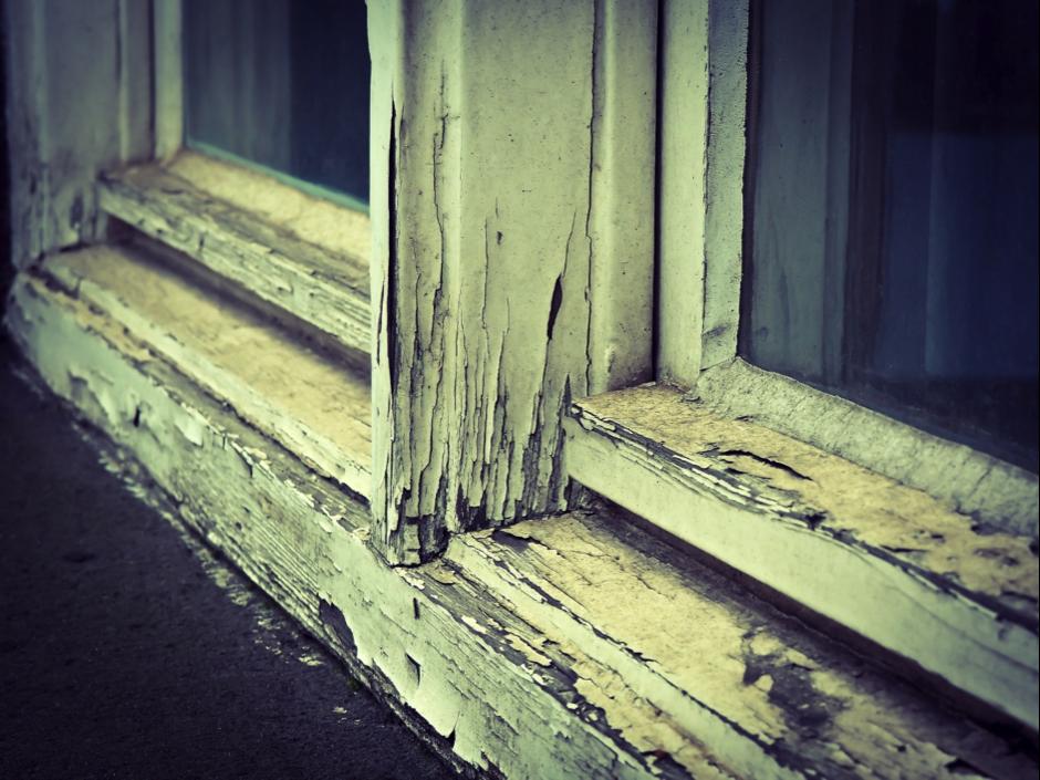 Sliding sash windows time to repair