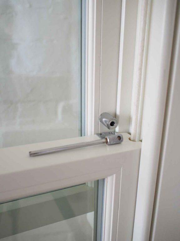 sash window restrictor