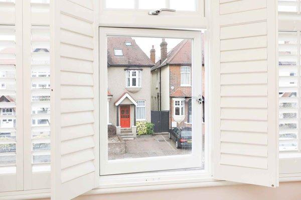 shutters on casements