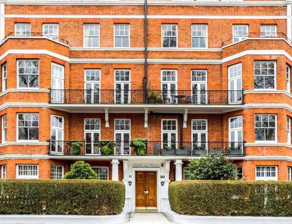 timber sash windows in wandsworth apartments