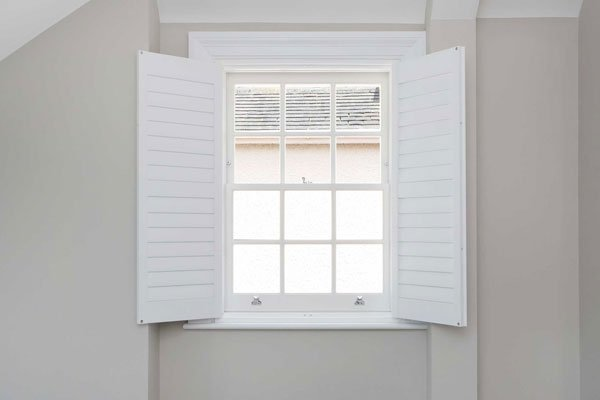 wooden sash windows traditional 6 over 6
