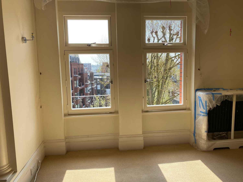 Kensington & Chelsea Casement Windows Interior