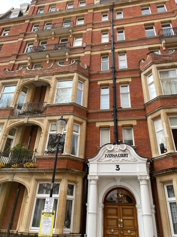 Kensington & Chelsea Casement Windows