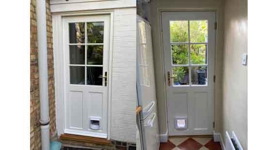 haringey back door header